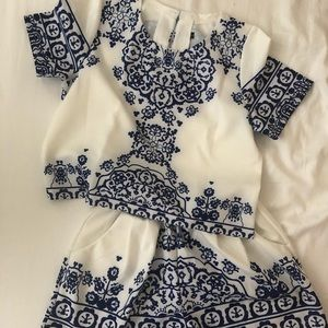 Other - Summery Blue and White Set
